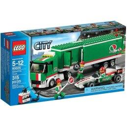 LEGO CITY 60025 - Kamión Velké ceny