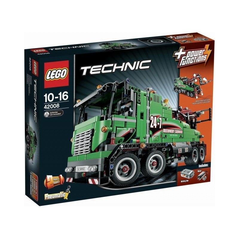 LEGO TECHNIC 42008 - Servisní truck