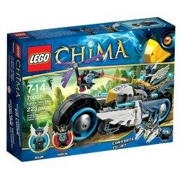 LEGO CHIMA 70007 - Eglorova dvojkolka