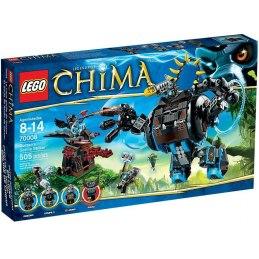 LEGO CHIMA 70008 - Gorzanův gorilí útočník