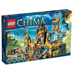 LEGO CHIMA 70010 - Lví chrám CHI