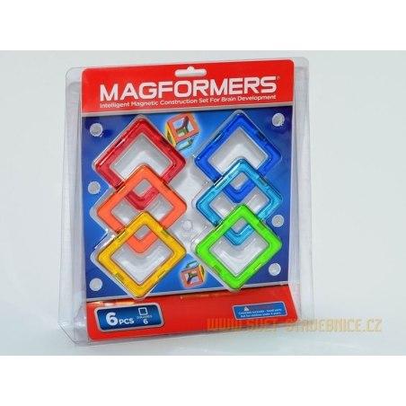 Magformers 6 PCS