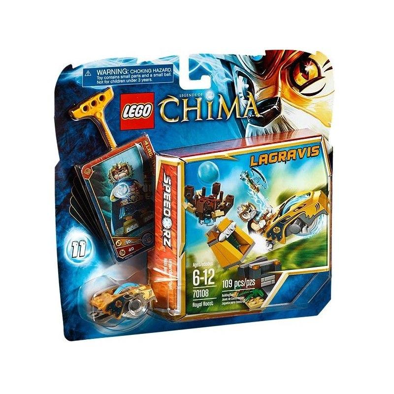 LEGO CHIMA 70108 - Královské lože