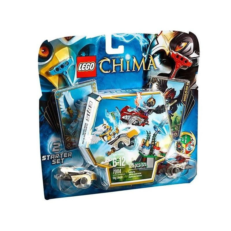LEGO CHIMA 70114 - Boj v oblacích