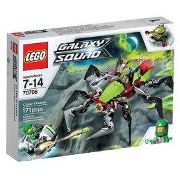 LEGO GALAXY SQUAD 70706 - Úkryt v kráteru