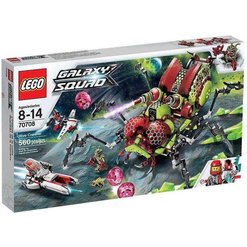 LEGO GALAXY SQUAD 70708 - Žihadloborec