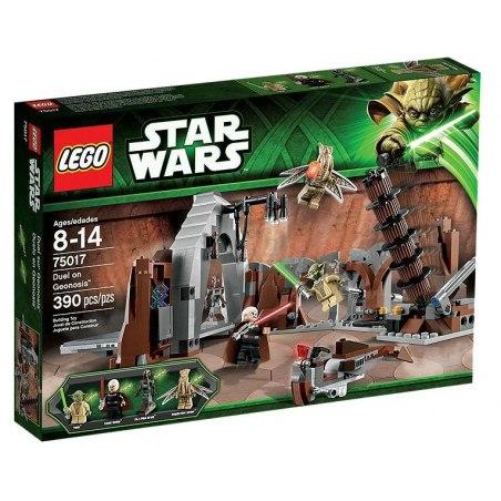 LEGO STAR WARS 75017 - Duel on Geonosis