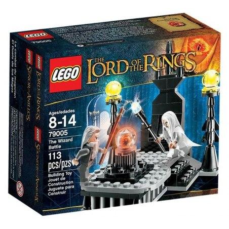 LEGO PÁN PRSTENŮ 79005 - Souboj čarodějů