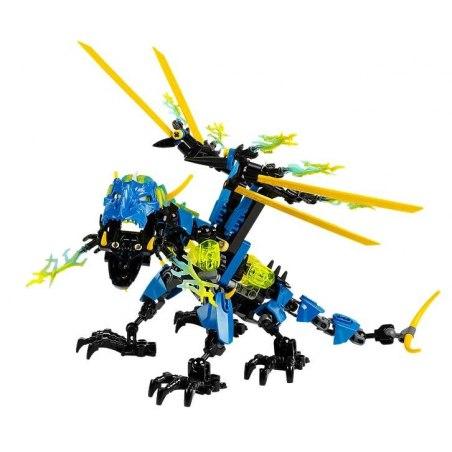 LEGO HERO FACTORY 44009 - DRAČÍ BLESK