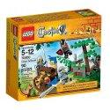 LEGO CASTLE 70400 - Lesní léčka