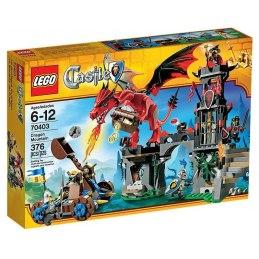 LEGO CASTLE 70403 - Dračí hora