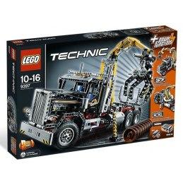 LEGO TECHNIC 9397 - Nákladní auto na klády