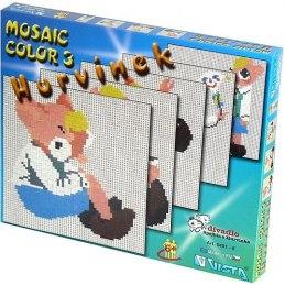Mozaika - Vista Mosaic Color / 3 – Hurvínek