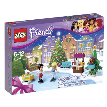 LEGO FRIENDS 41016 - Adventní kalendář