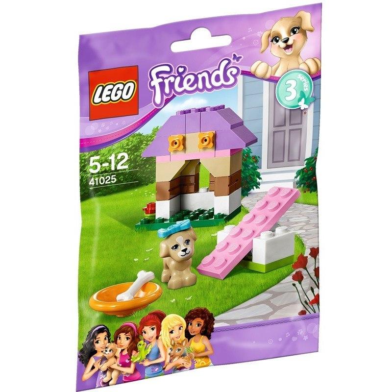 LEGO FRIENDS 41025 - Hrací domek pro štěňátko