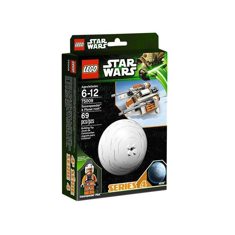 LEGO STAR WARS 75009 - Snowspeeder a Planet Hoth