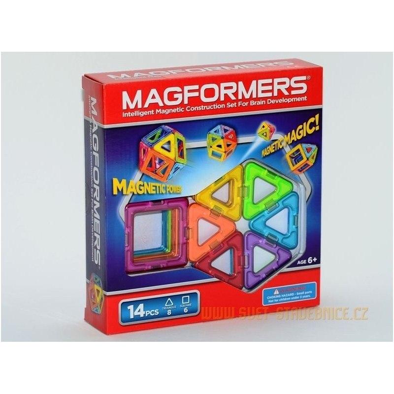 Magformers 14 PCS - náhradní obal