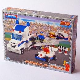Cheva 29 - Formule 1 + truck Stavebnice