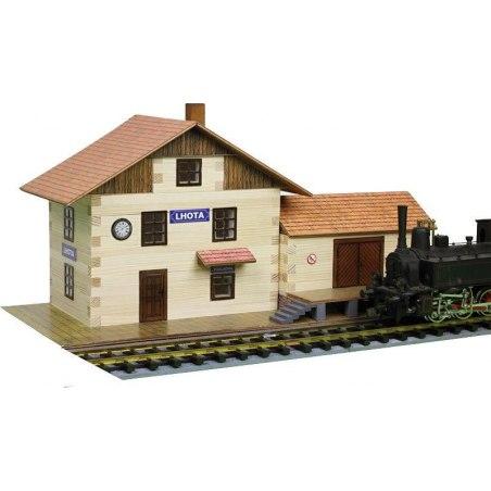 Stavebnice Walachia - Vlakové nádraží