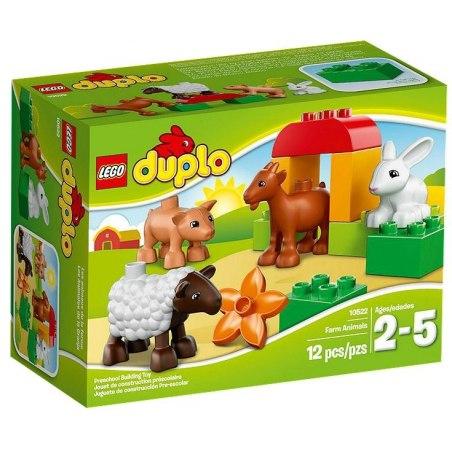 LEGO DUPLO 10522 - Zvířátka z farmy