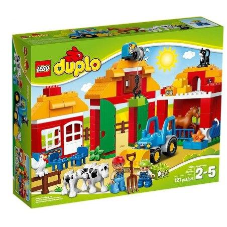 LEGO DUPLO 10525 - Velká farma
