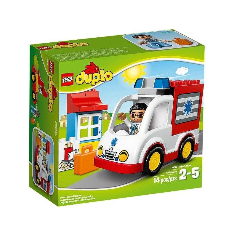 LEGO DUPLO 10527 - Sanitka