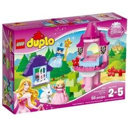 LEGO DUPLO 10542 - Pohádka o Šípkové Růžence