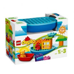 LEGO DUPLO 10567 - Sada pro batolata - Postav si loďku