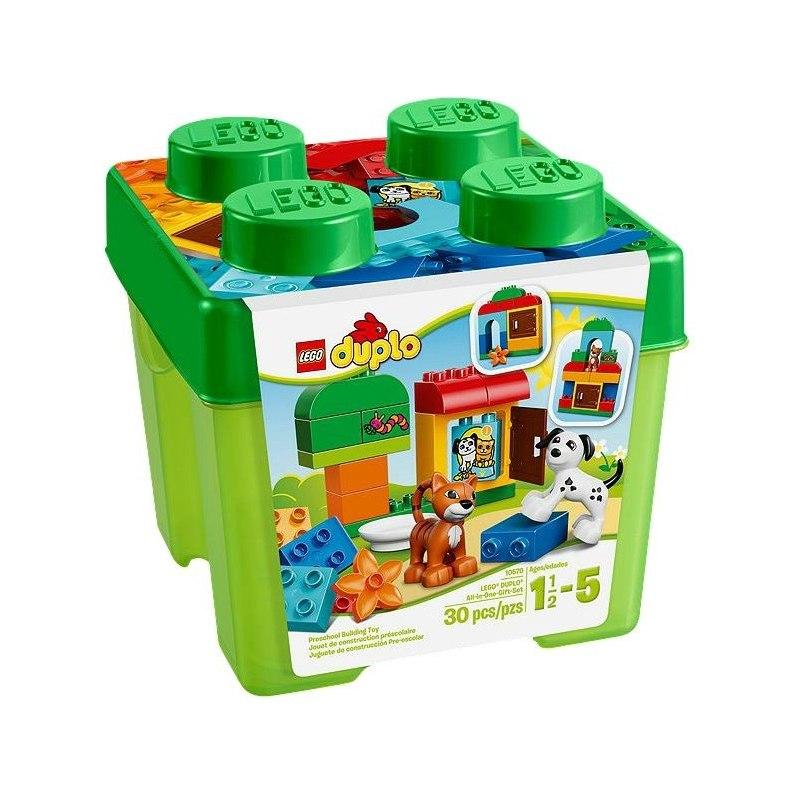 LEGO DUPLO 10570 - Dárková sada vše v jednom