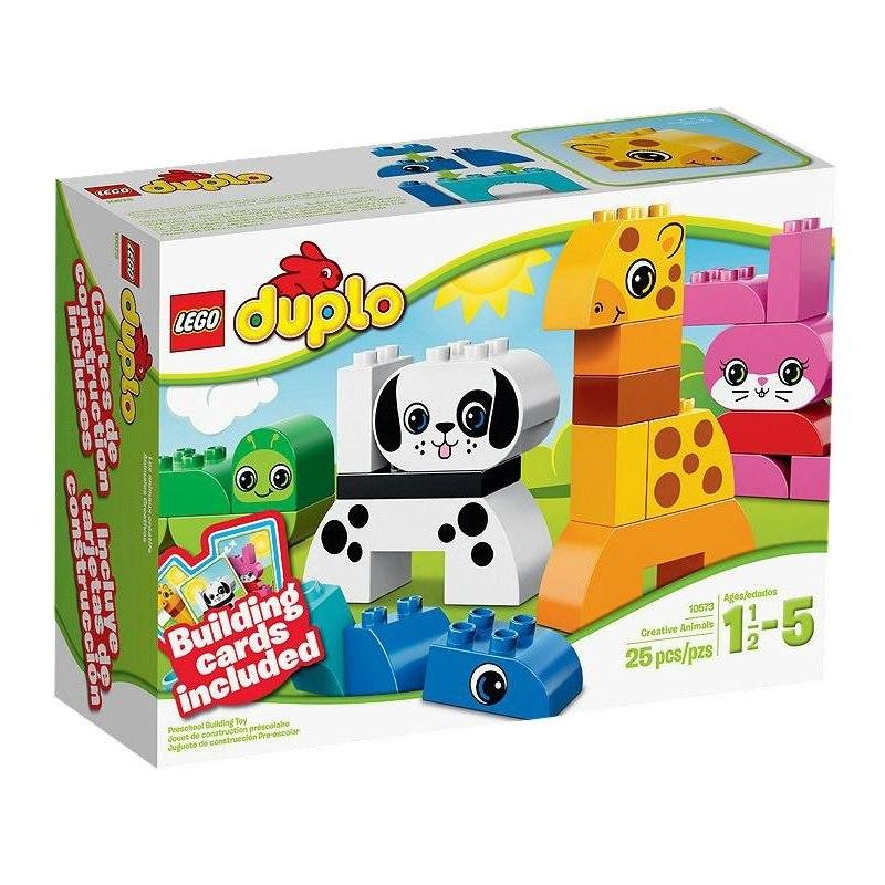LEGO DUPLO 10573 - Postav si zvířátka