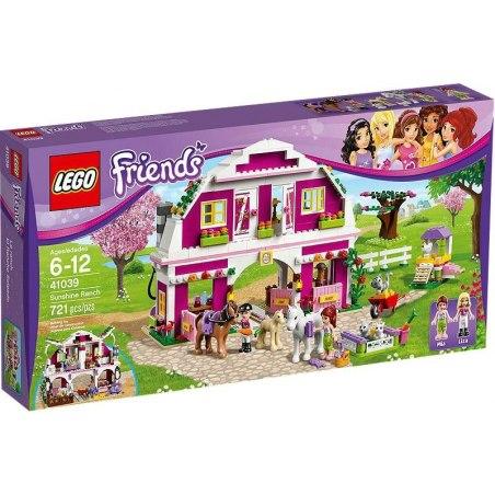 LEGO FRIENDS 41039 - Slunečný ranč