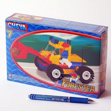 Cheva 7 - Lesní stroj Stavebnice