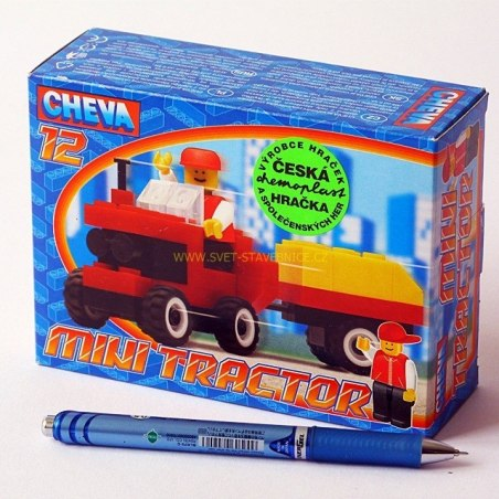 Cheva 12 - Minitraktor