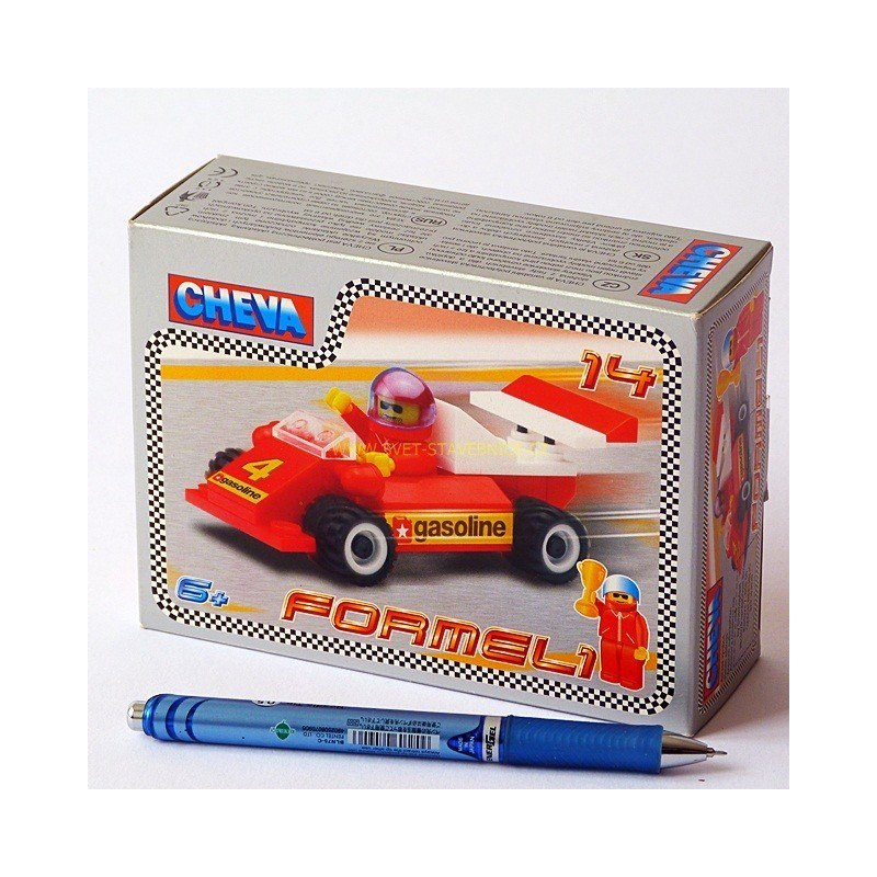 Cheva 14 - Formule 1 Stavebnice