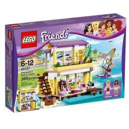 LEGO FRIENDS 41037 - Plážový domek Stephanie
