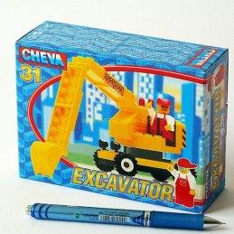 Cheva 31 - Bagr Stavebnice