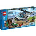 LEGO CITY 60046 - Vrtulníková hlídka