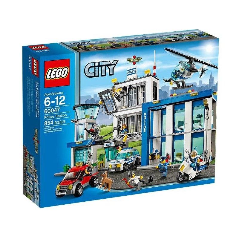 LEGO CITY 60047 - Policejní stanice