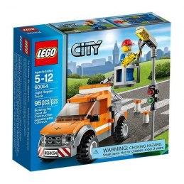 LEGO CITY 60054 - Opravářský vůz s plošinou