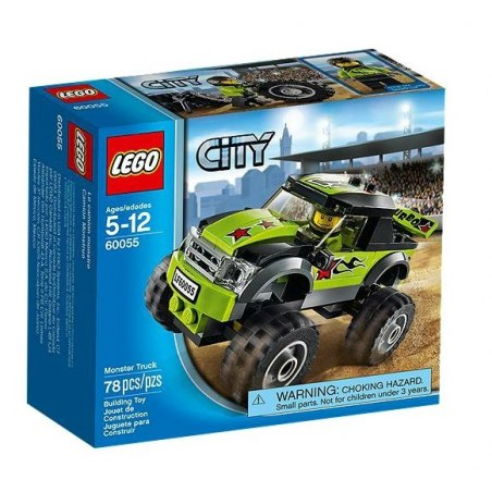 LEGO CITY 60055 - Monster Truck