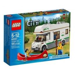 LEGO CITY 60057 - Obytná dodávka