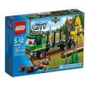 LEGO CITY 60059 - Dřevorubecké auto