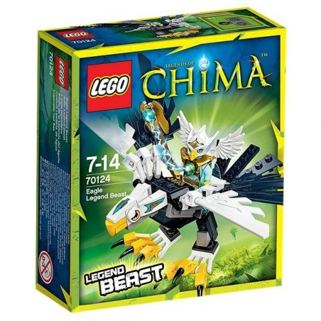 LEGO CHIMA 70124 - Orel - Šelma Legendy