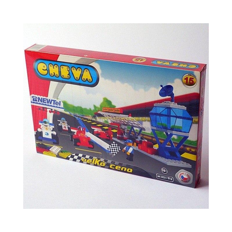 Cheva 15 - Grand prix Stavebnice