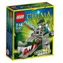 LEGO CHIMA 70126 - Krokodýl - Šelma Legendy