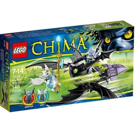LEGO CHIMA 70128 - Braptorův okřídlený útočník