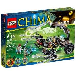 LEGO CHIMA 70132 - Scormův škorpióní útočník