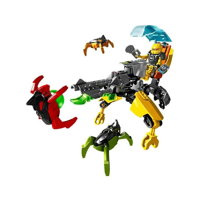 LEGO Hero Factory 44015 - Evo Walker