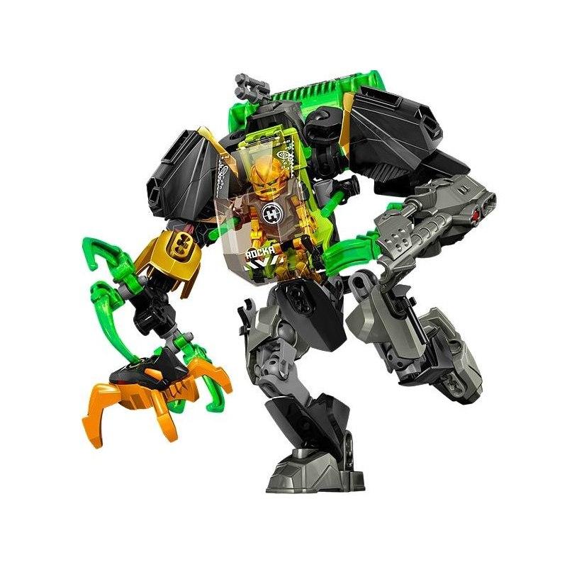 LEGO Hero Factory 44019 - Rockův tajný stroj