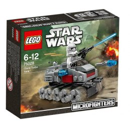 LEGO Star Wars 75028 - Turbo tank Klonů